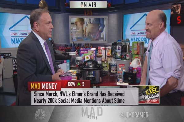 Newell Brands CEO reveals the sticky secret behind the company's blowout quarter