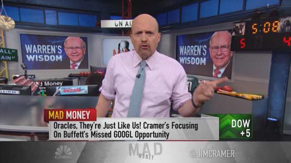 Learning from Buffett's Google gaff