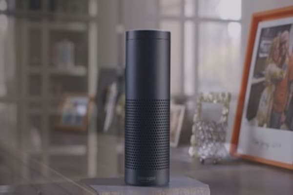 Amazon Dominates Market for Voice-Enabled Assistants