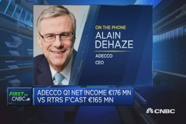 Adecco: France needs to become more competitive