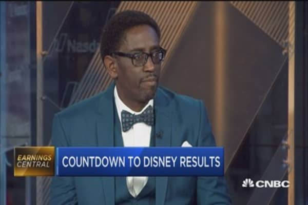 Disney to report after the bell, here's what to expect...