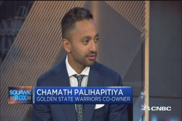 Palihapitiya: I'd never buy IBM stock, and here' s why