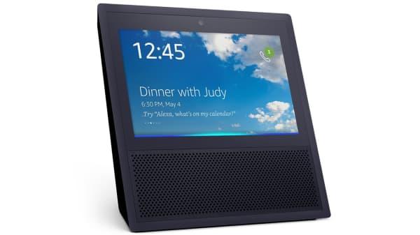 Handout: Amazon Echo Show 2