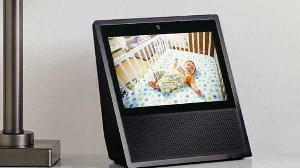 Handout: Amazon Echo Show 3