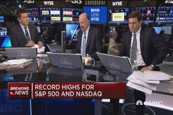 Cramer's Stop Trading: Tesla