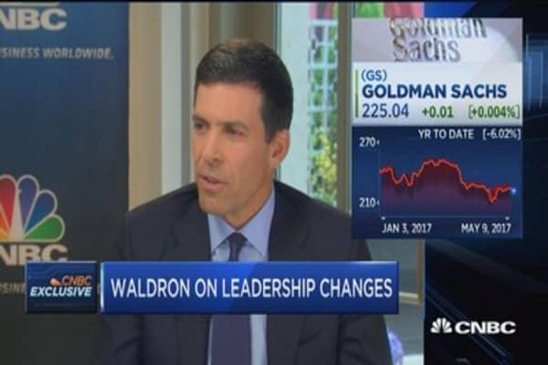Goldman Sachs: More deal-making opportunities if we get more deregulation