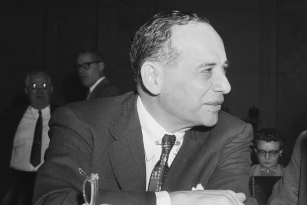 "Benjamin Graham, the ""father of value investing"""