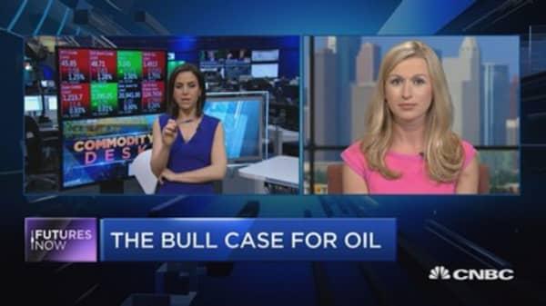 OPEC's 'whatever it takes' moment bullish for oil: J.P. Morgan