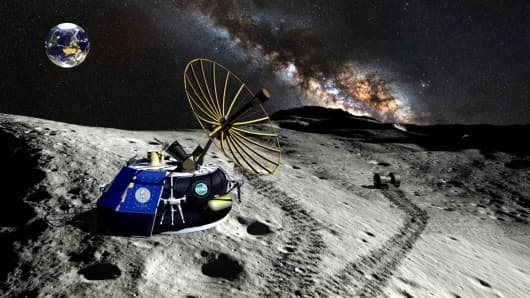 Lunar probe race to end without victor