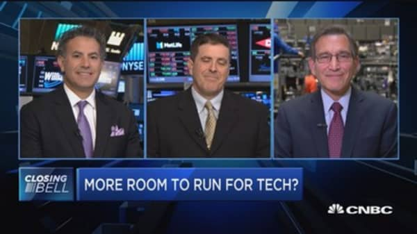 Closing Bell Exchange: More room to run for tech stocks?