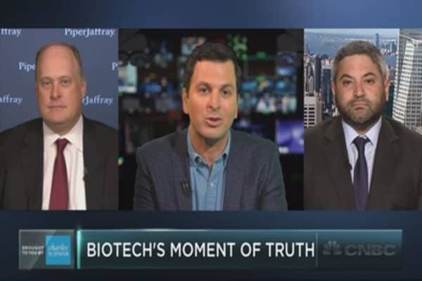 Biotech's moment of truth