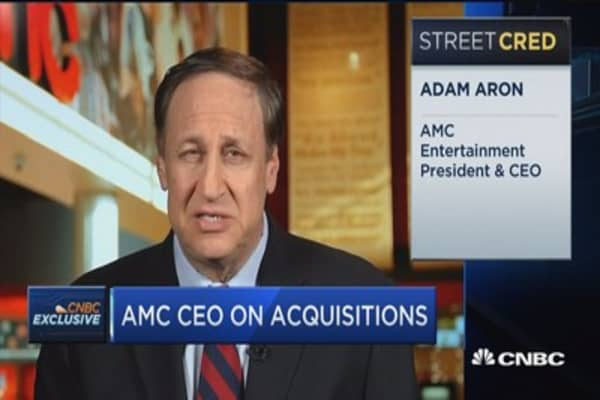 AMC CEO looks into on demand service