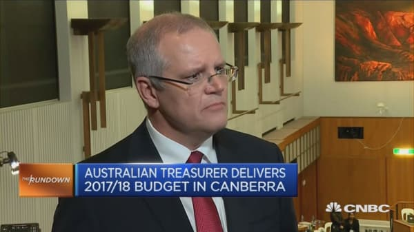 Levy on big banks is 'their contribution' to Australia's budget repair task: Treasurer Morrison