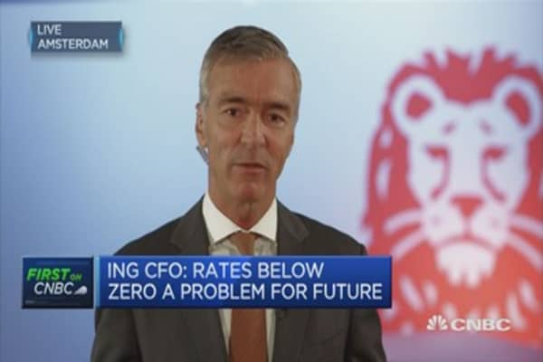 ING CFO: We are fully cooperating with authorities