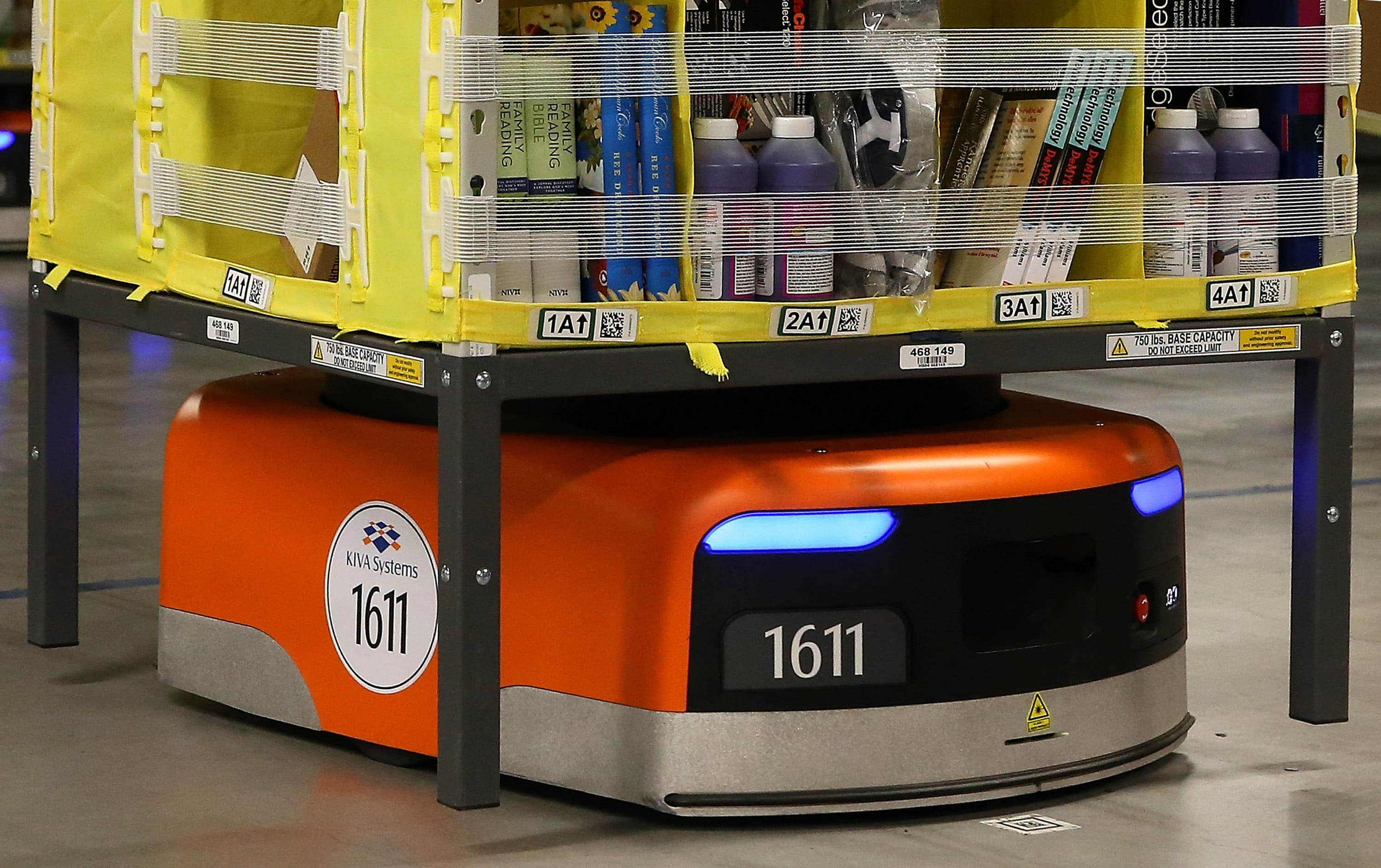 Amazon Is Offering 250000 To A Team That Invents A Robot For Its