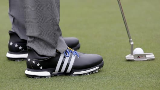 f5be8c96c2e6 dailymail.co.uk Adidas sells its golf brands for  425 million