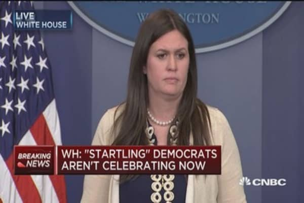 WH: Trump made the final decision to fire Comey yesterday