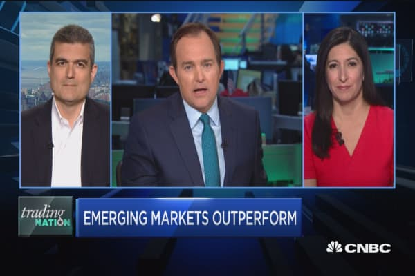 Trading Nation: Emerging markets outperform