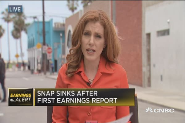 We still have a lot of work to do: Snap strategist on earnings