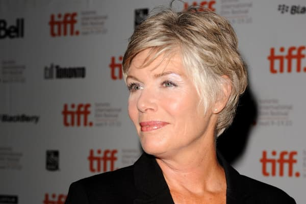 Actress Kelly McGillis