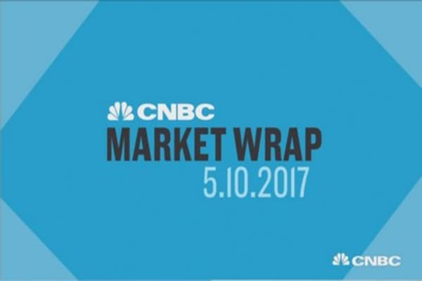The Nasdaq posts record close MW