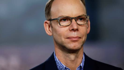Steve Ells, chairman and co-chief executive officer of Chipotle Mexican Grill.