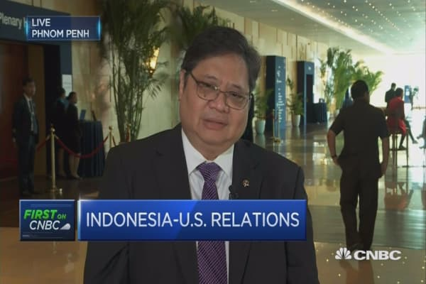 Indonesia hopeful for better US trade ties: Minister