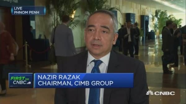 Malaysia oil and gas remains strong: CIMB Chairman