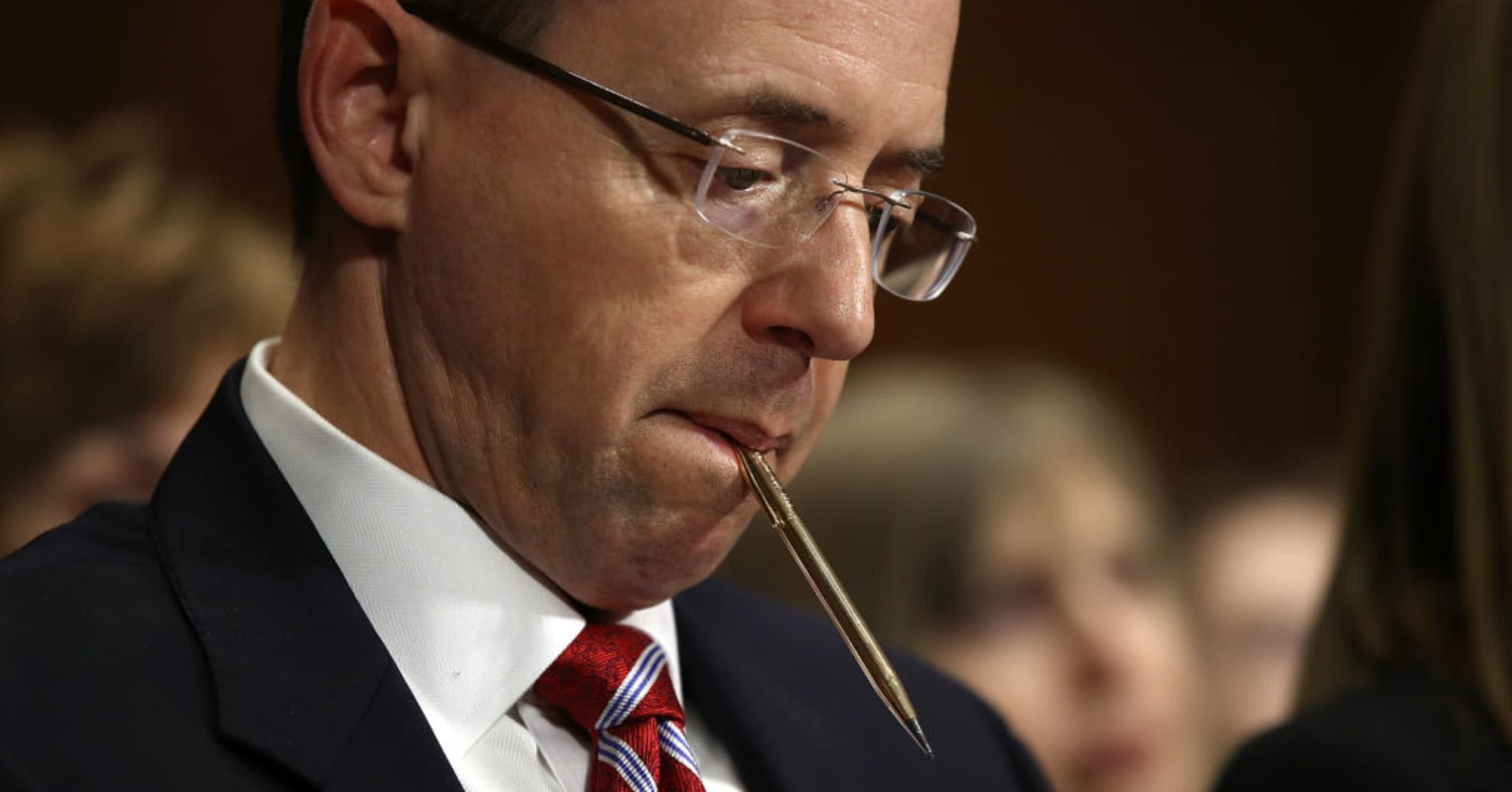 Why it matters whether Rosenstein is fired or he resigns
