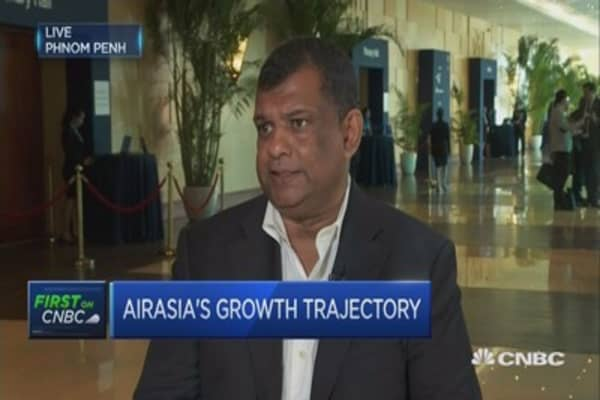 Now's the best time for me in airline business: Tony Fernandes