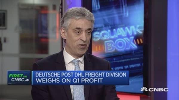 : Deutsche Post DHL CEO