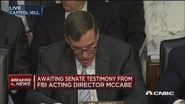 Sen. Warner: Trump's actions cost us an opportunity to get to the truth