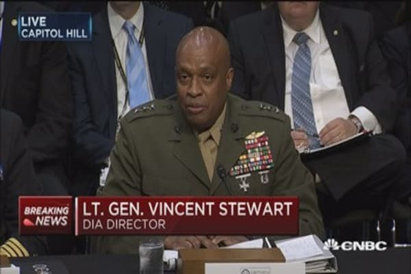 DIA Director: Afghanistan security environment a 'stalemate'