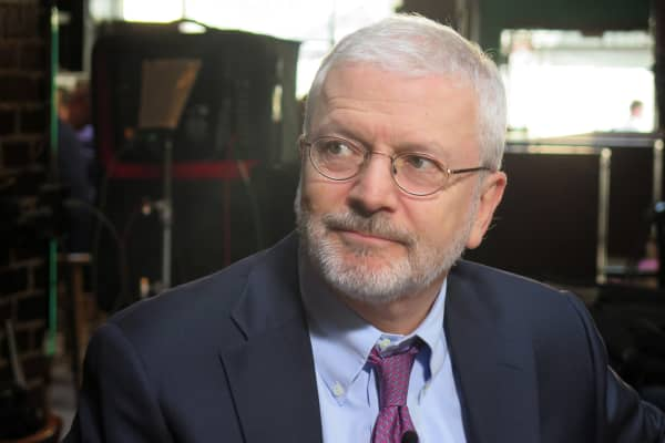 Josh Bolten, former White House Chief of Staff for George W. Bush.