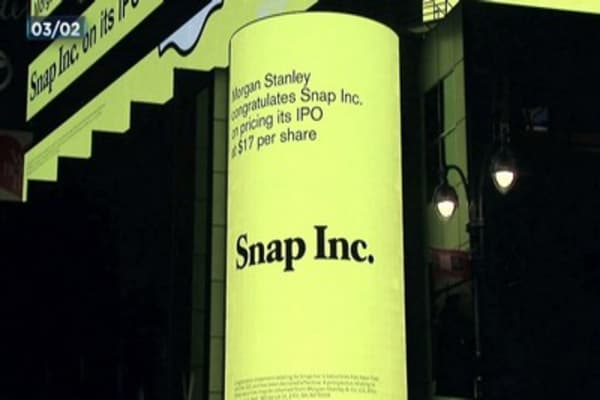 Two major firms reiterate buy recommendations for Snap
