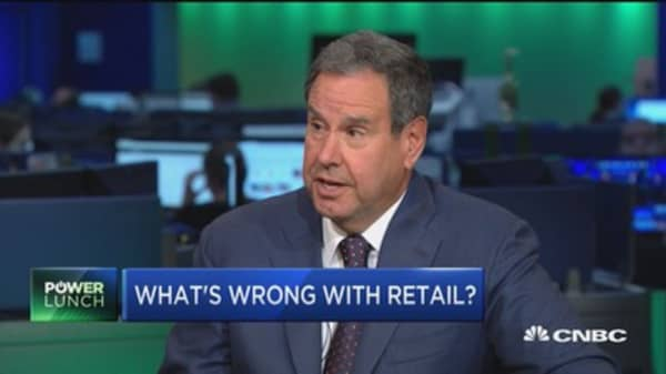 Consumer is changing faster than retail can reinvent itself