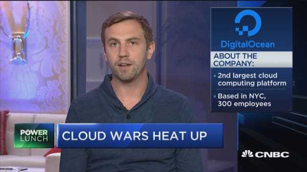 Does DigitalOcean stand a chance against Amazon?