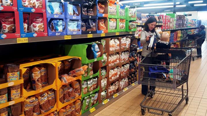 Aldi Fires 34 Billion Shot In Us Supermarket Wars