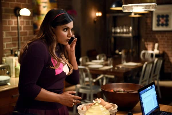 'The Mindy Project' on Fox.