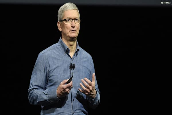 Here's how Apple CEO Tim Cook faces the big issues