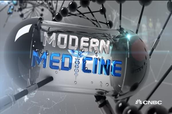 Using AI in health-care