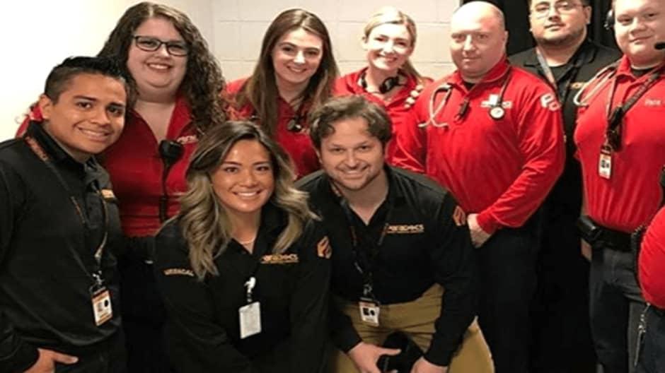 This paramedic built a 7-figure company