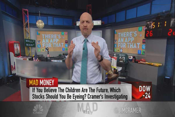 Cramer names two industries the millennials are uprooting
