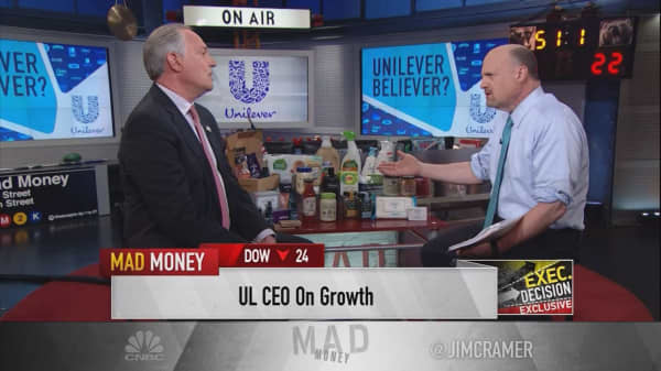 Unilever CEO: It's better if Buffett 'leaves us with what we know how to do well'