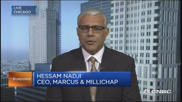 'Wait and see' mood in US commercial property: MMI CEO