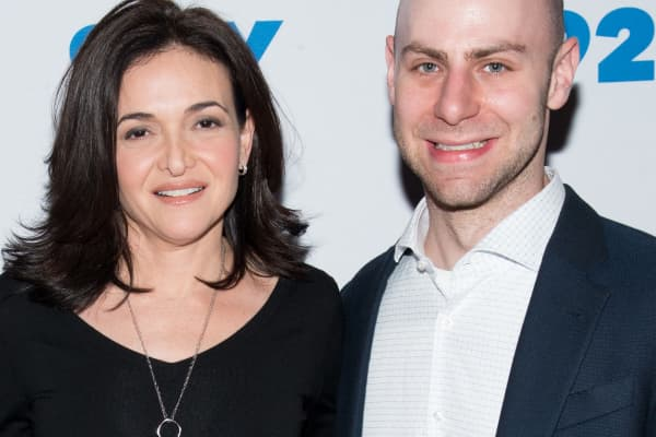 facebook exec sheryl sandberg on how to build resilience