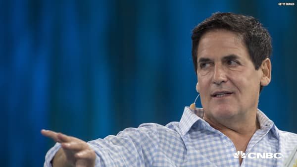 Mark Cuban's best advice for college grads