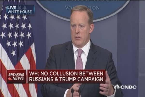 WH: There's a false narrative we fight every day