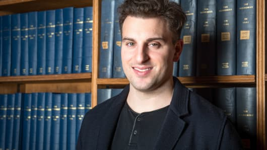 Brian Chesky, co-founder and CEO of Airbnb