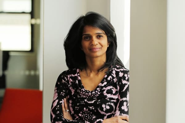 Sandhya Rao, senior director of product management at Honeywell